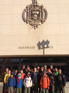 Troop 2 at the US Naval Academy